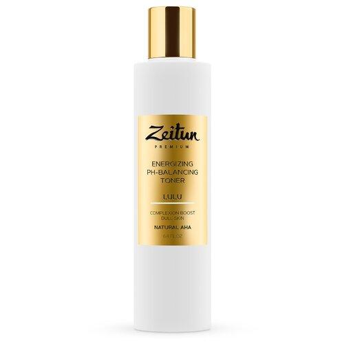 Zeitun Тонер Lulu Энергетический и pH-балансирующий для тусклой кожи 200 мл