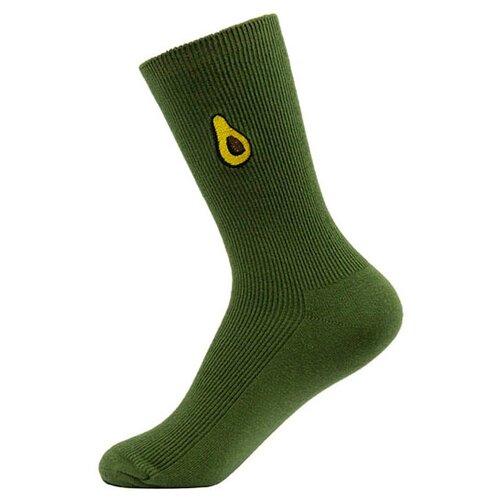 Носки AFH Авокадо AFH-N-01020/GR, размер 35/40, зеленый