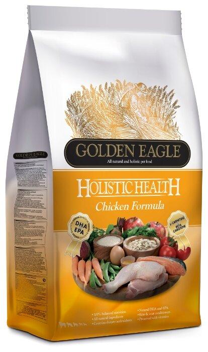 Корм для собак Golden Eagle Holistic Health Chicken Formula 26/15 (6 кг)