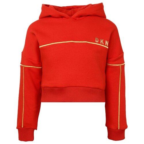 Худи DKNY размер 128, красный худи dkny dkny dk001ewcnsq0