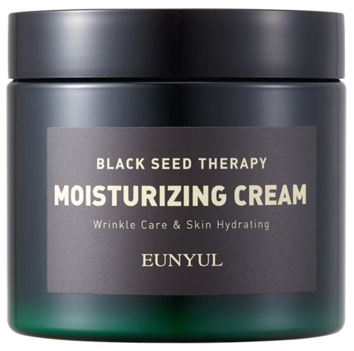Eunyul Black Seed Therapy Moisturizing Cream Wrinkle
