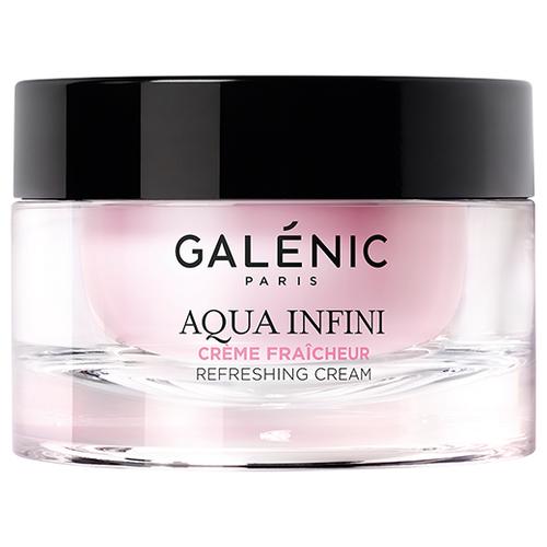 Galenic Aqua Infini Освежающий крем для лица, 50 мл крем от растяжек для беременных elancyl galenic