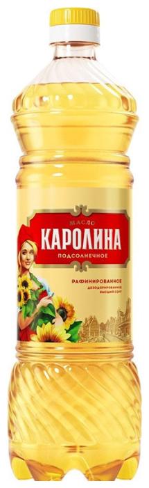Каролина Масло подсолнечное рафинированное дезодорированное