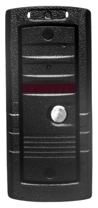 Вызывная (звонковая) панель на дверь CARCAM WP-1 черный
