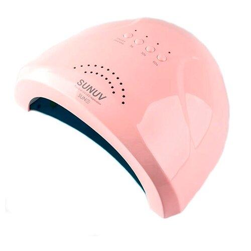 Купить Лампа LED-UV SUNUV 1, 48 Вт розовый
