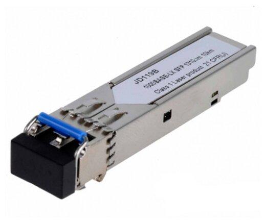 SFP трансивер Hewlett Packard Enterprise X120 1G SFP LC LX