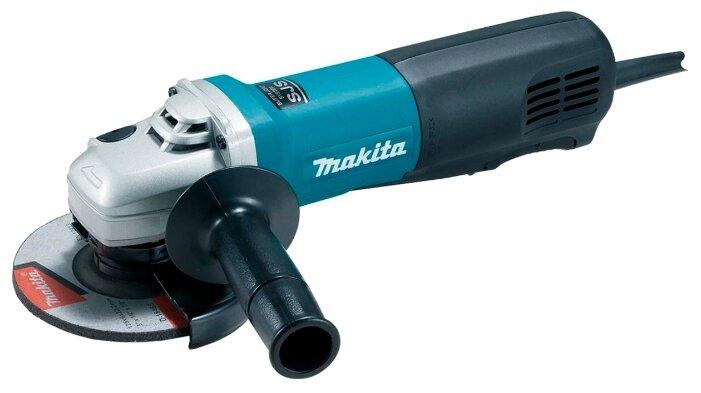 УШМ Makita 9565PZ, 1100 Вт, 125 мм