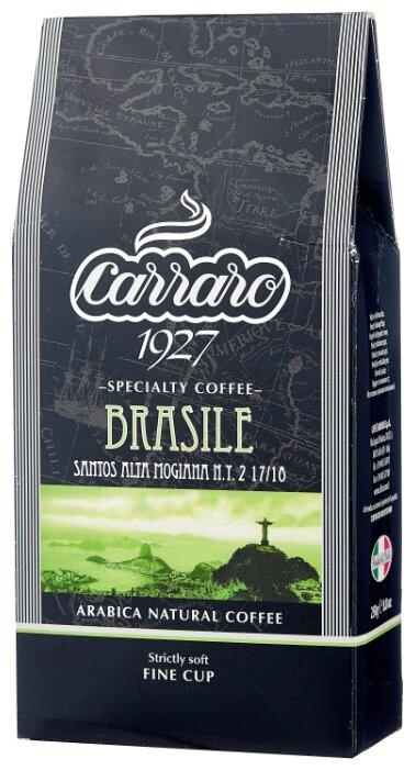 Кофе молотый Carraro Brasile