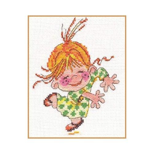 Купить Алиса Набор для вышивания Клара 11 х 14 см (0-15), Наборы для вышивания