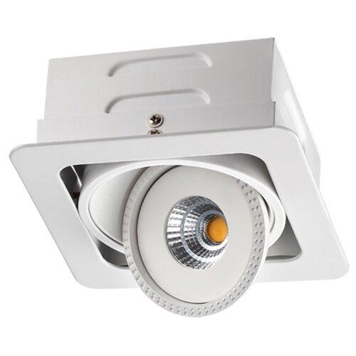 Встраиваемый светильник Novotech Gesso 357577 встраиваемый светильник novotech gesso 357582