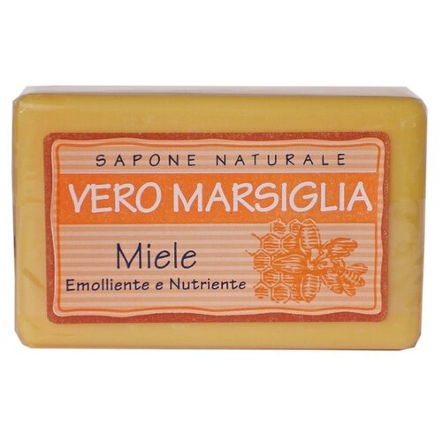 Мыло кусковое Nesti Dante Vero Marsiglia Miele, 150 г nesti dante мыло vero marsiglia мед 150 г
