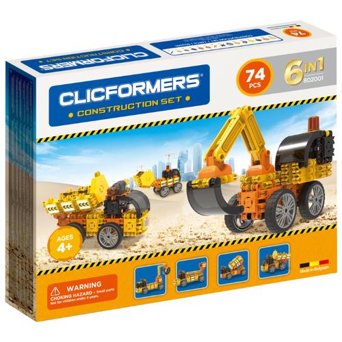 цена Магнитный конструктор Magformers Clicformers 802001 Construction Set онлайн в 2017 году