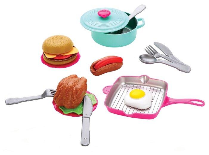 Набор продуктов с посудой Mary Poppins Учимся