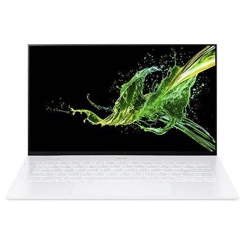 Купить Ноутбук Acer Swift 7 (SF714-52T-76X9) (Intel Core i7 8500Y 1500 MHz/14 /1920x1080/16GB/512GB SSD/DVD нет/Intel UHD Graphics 615/Wi-Fi/Bluetooth/Windows 10 Pro) NX.HB4ER.003 белый