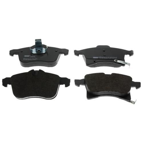 Фото - Дисковые тормозные колодки передние Ferodo FDB1640 для Opel (4 шт.) дисковые тормозные колодки передние ferodo fdb1639 для toyota subaru 4 шт