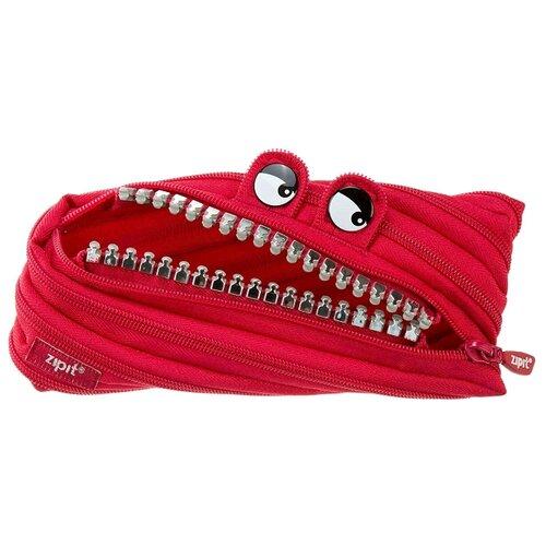 ZIPIT Пенал Grillz Pouch (ZTM-GR) red zipit пенал сумочка neon pouch цвет розовый