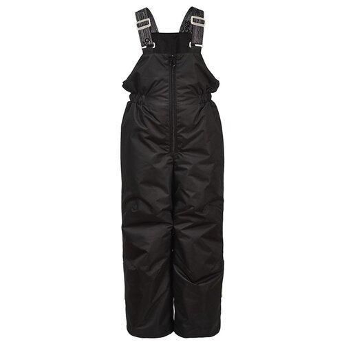 Купить Полукомбинезон Oldos Смит LAW191T107PT размер 98, черный, Полукомбинезоны и брюки