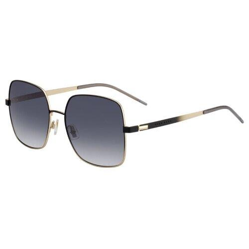 Фото - Солнцезащитные очки женские HUGO BOSS BOSS 1160/S,BLCK GOLD boss hugo boss сумка для мам
