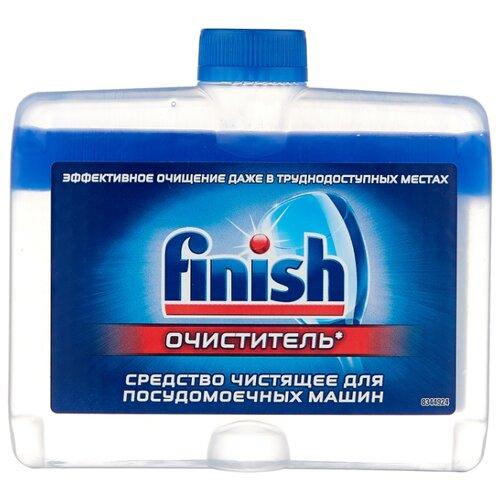 Finish Очиститель для посудомоечных машин 250 мл недорого
