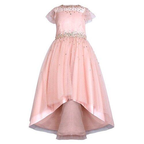 Платье CIERTO размер 140, бежевый