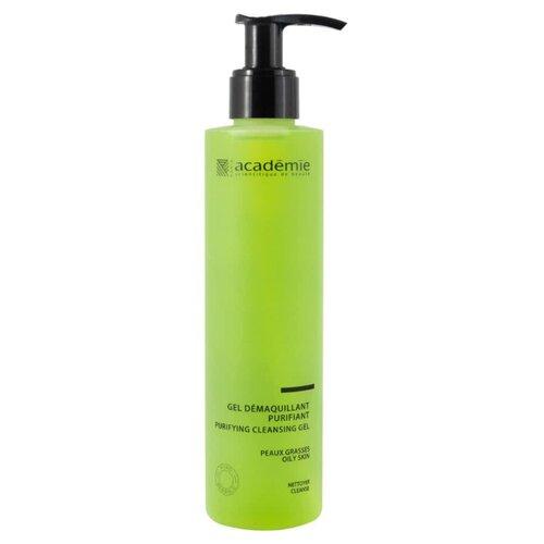Academie Очищающий гель Gel Demaquillant Purifiant, 200 мл nuxe aroma perfection gel nettoyant purifiant