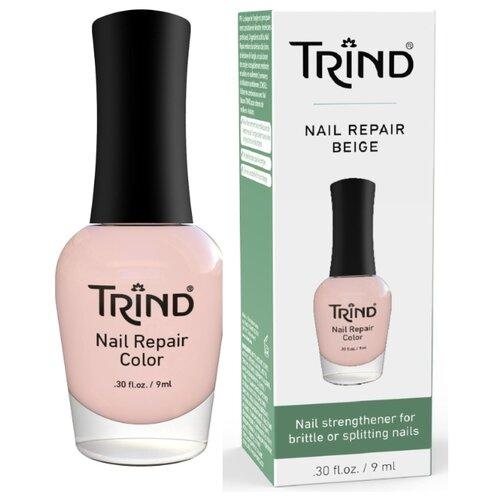 Купить Средство для ухода Trind Nail Repair Color, 9 мл, бежевый