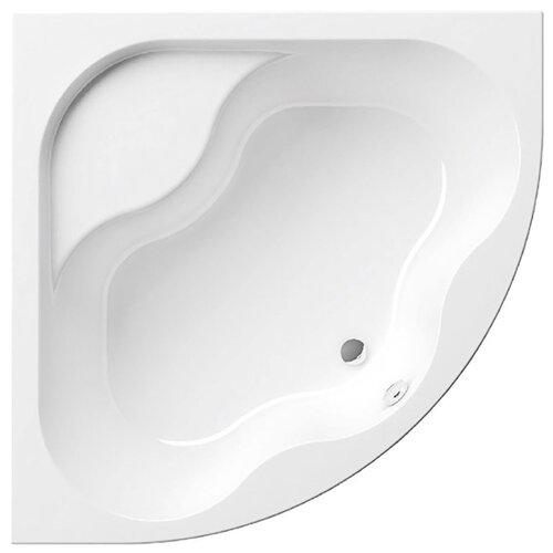 Ванна RAVAK Gentiana 140x140 без гидромассажа акрил угловая левосторонняя/правосторонняя ванна отдельностоящая ravak rosa 95 150x95 без гидромассажа акрил угловая правосторонняя