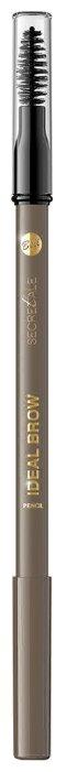 Bell карандаш для бровей Secretale Ideal Brow