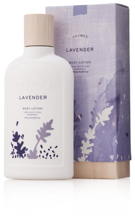 Лосьон для тела Thymes Lavender