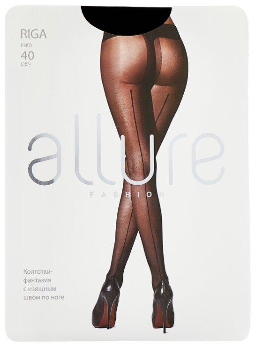 Колготки ALLURE Fashion Riga 40 den