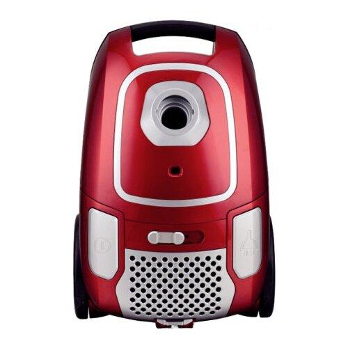 Пылесос Beon BN-810 красный/серебристый