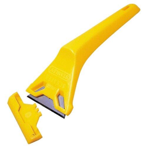 Скребок STANLEY 0-28-590 желтый