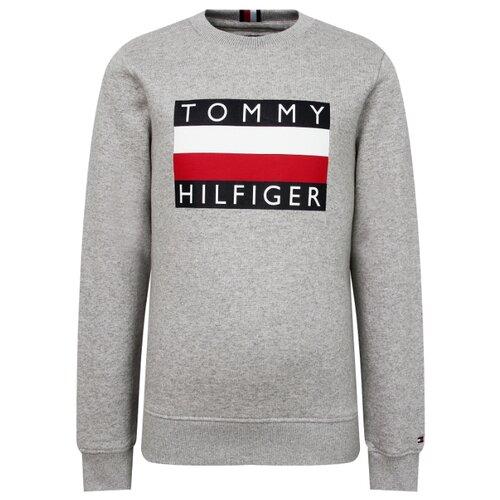 Свитшот TOMMY HILFIGER размер 173, серый