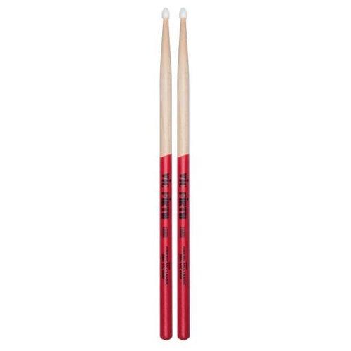 Барабанные палочки Vic Firth American Classic 5B Nylon Vic Grip vic мокасины