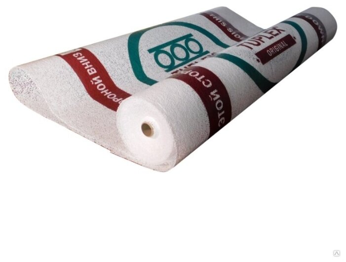 Купить Подложка TUPLEX 3мм 10кв.м. рулон по низкой цене с доставкой из Яндекс.Маркета