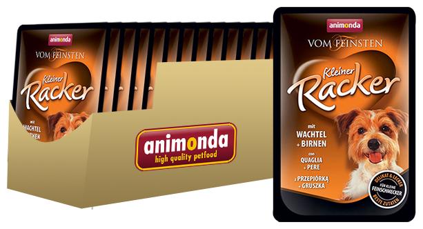 Корм для собак Animonda перепелка с грушей 85г — купить по выгодной цене на Яндекс.Маркете