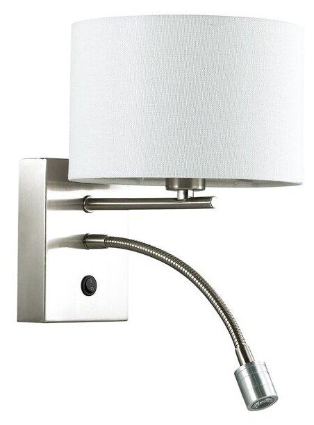 Бра Lumion Nikki 3745/1A, с выключателем, 40 Вт