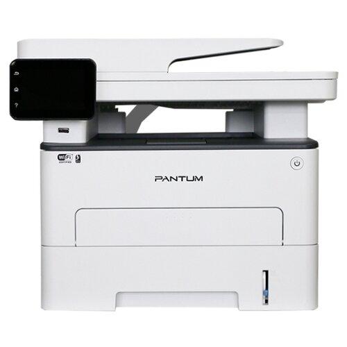 МФУ Pantum M7300FDW, белый/черный