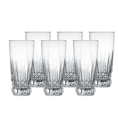 Luminarc Набор стаканов Император 6 шт 310 мл прозрачный набор стаканов luminarc new america 350 мл