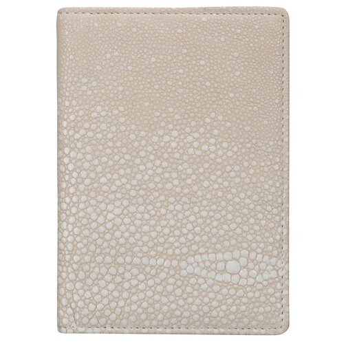 Обложка для паспорта Dr.Koffer X510130-167-79, белый