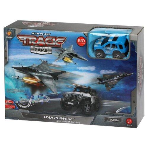 Купить Трек Hua Tai Toys 663-Z4L, Детские треки и авторалли