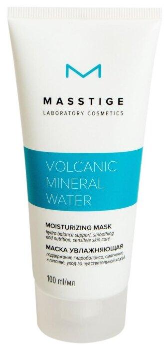 Masstige Маска для лица увлажняющая Volcanic mineral water