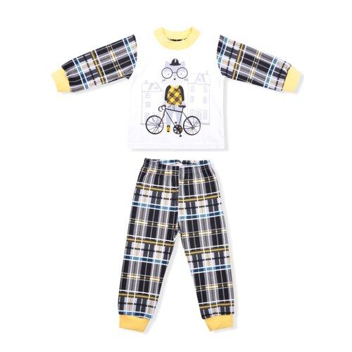 Купить Пижама LEO размер 134, желтый, Домашняя одежда