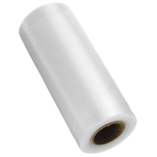 Yirun pack рифлёная плёнка 15х500 см для вакуумного упаковщика прозрачный