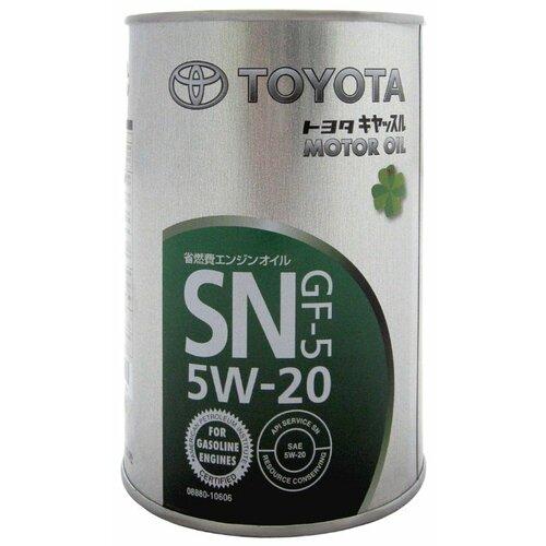 Моторное масло TOYOTA SN 5W-20 1 л