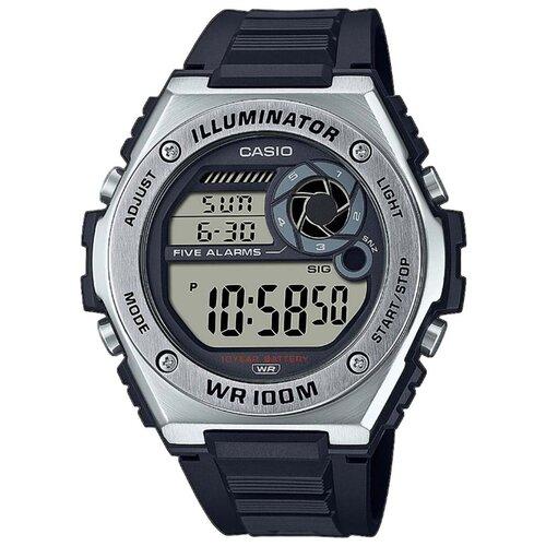 Наручные часы CASIO MWD-100H-1A наручные часы casio ecb 800dc 1a