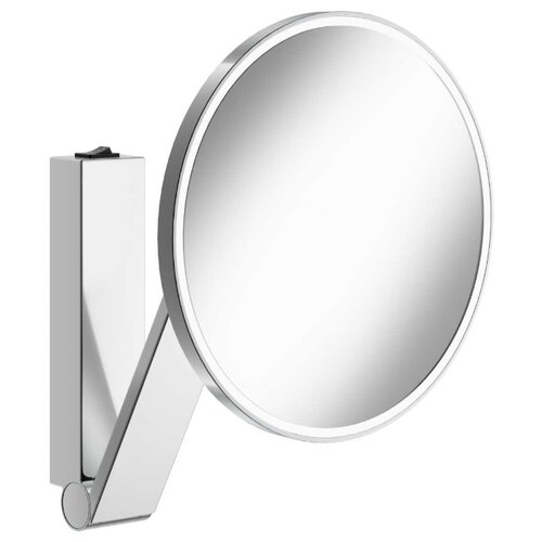Зеркало косметическое настенное KEUCO iLook_ move (17612019004) с подсветкой хром
