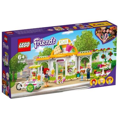 Купить Конструктор LEGO Friends 41444 Органическое кафе Хартлейк-Сити, Конструкторы