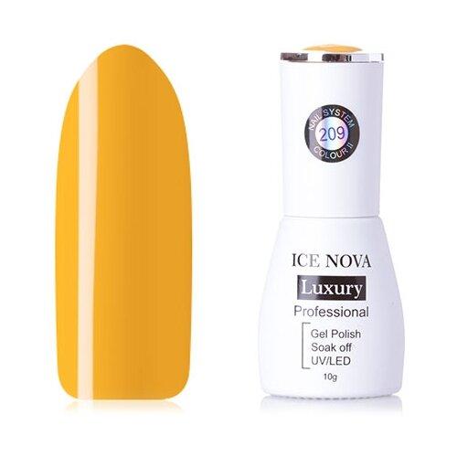 Купить Гель-лак для ногтей ICE NOVA Luxury Professional, 10 мл, 209