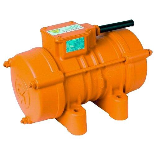 Электрический привод глубинного вибратора КРАСНЫЙ МАЯК ИВ-98Б оранжевый
